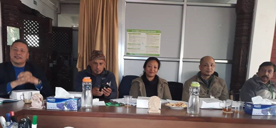 AIN Safety and Security Working Group <br/> held on 25 January 2019 at OXFAM GB